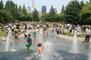 靭公園(大阪市西区)