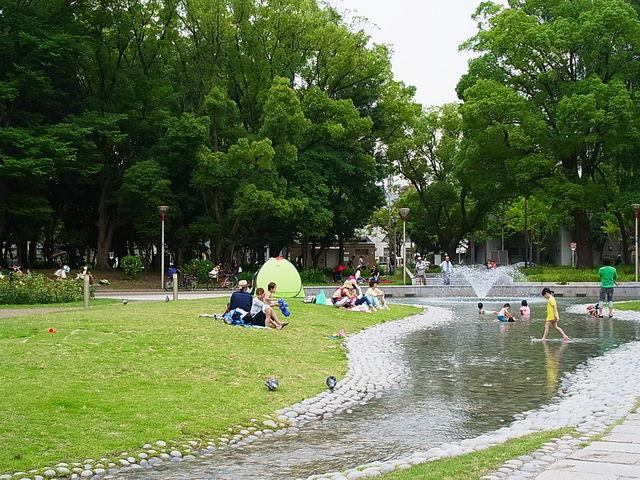靭公園(西区)