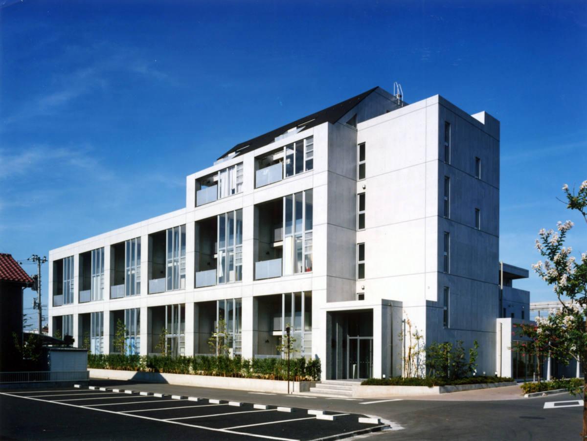 新築賃貸マンション