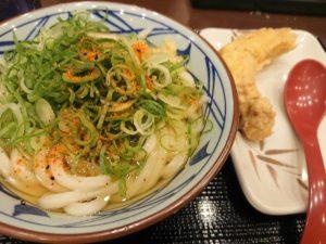 丸亀製麺(北心斎橋店)