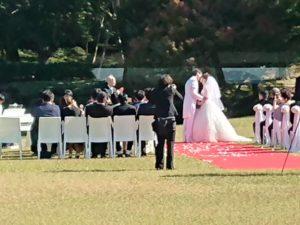 奈良公園(結婚式)